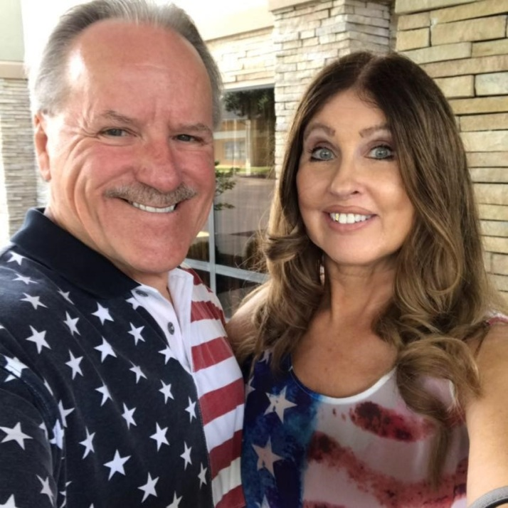Rebecca and Russ July 4th, 2019